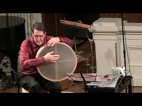 animas run (bodhran solo) John Pennington