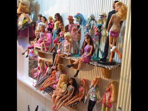 Novas Barbies na Coleção.