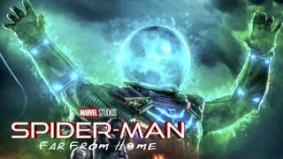 SPIDER-MAN: FAR FROM HOME MYSTERIO PLOT LEAK