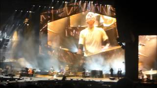 The Rolling Stones Video - Rocks Off- The Rolling Stones - Hunter Valley, Australia 15 November 2014