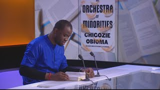 Nigerian writer Chigozie Obioma on bringing precolonial culture to the world