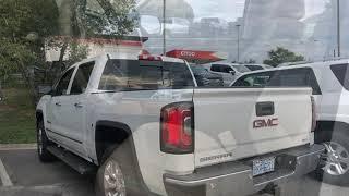 2018 GMC Sierra 1500 SLT Used Cars - Kernersville,NC - 2019-08-18