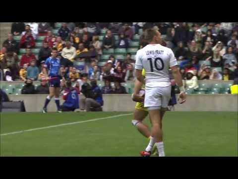 London Sevens: Official day two highlights