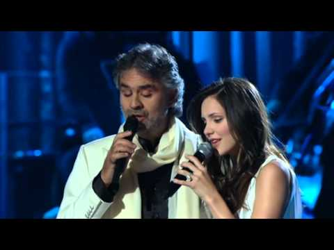 Andrea Bocelli & Katharine McPhee - The Prayer [Live]