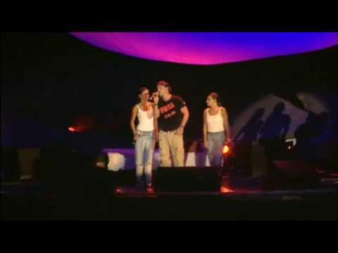 Piccola Pietra - Eros Roma Live