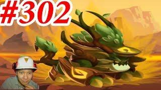 Thần Mộc Xitin Huyền Thoại Dragon City HNT chơi game Nông Trại Rồng vui HNT Channel New 302