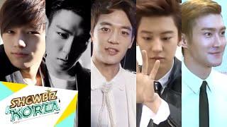 Showbiz Korea - TOP 5 MOST HANDSOME BOY GROUP MEMBERS 보이그룹 외모 서열 - 최시원, 찬열, 탑, 엘, 민호