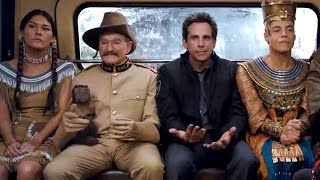 NIGHT AT THE MUSEUM 3 Trailer (Ben Stiller - 2014)