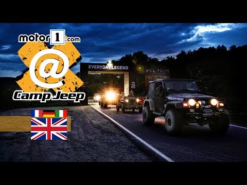 Camp Jeep 2017: Meet Jim Olexa