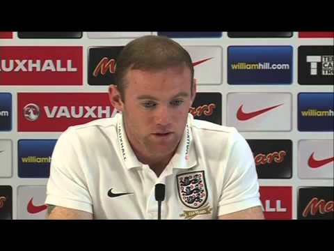 England v Montenegro: Wayne Rooney says experience vital in World Cup qualifier