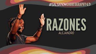 Juan Luis guerra - Razones - Salsation® choreography by Alejandro Angulo