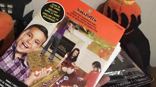 Halloween thrifty Speech and Language Activities for Preschool & Primary - portable and adaptable