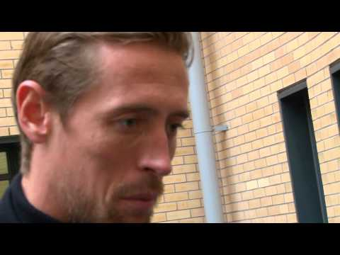 Ryan Shawcross and Peter Crouch speak to Staffslive