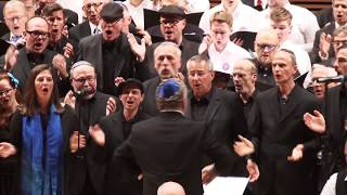 European Association Of Jewish Choirs Performance Of Oseh Shalom In St Petersburg Russia