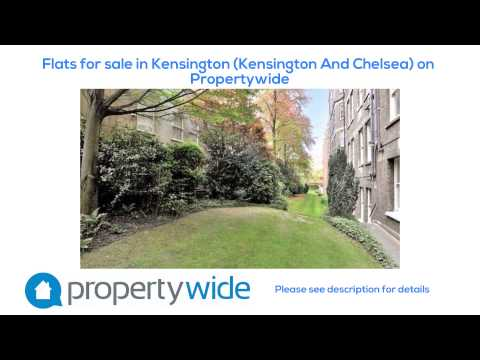 Flats for sale in Kensington (Kensington And Chelsea) on Propertywide