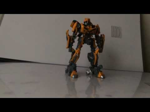 Transformers robot replicas quick bumble bee review