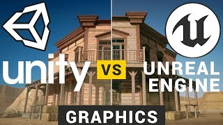 Unity vs Unreal Engine | Graphics Comparison