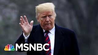 President Donald Trump Approval Falls To 36 Percent In New Poll | Morning Joe | MSNBC