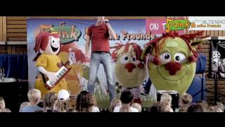 Frank & seine Freunde - Spring! (Offizielles Video)