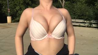 iPhone 6 Plus, 240fps, bouncing boobs... Because why not??