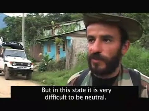 Toribio: War in the Cauca Region