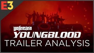 Wolfenstein: Youngblood TRAILER ANALYSIS | Polygon @ E3 2018