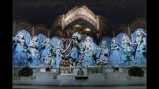 # Live ISKCON Mayapur Mangal  Aarti Darshan - July 18th, 2019