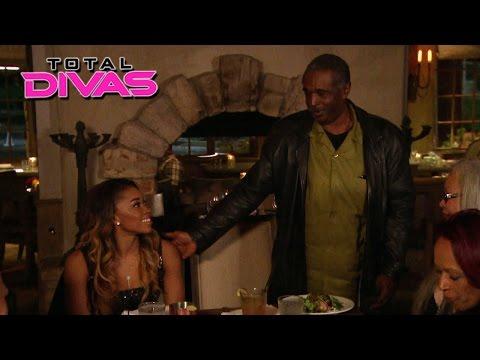 Cameron's dad makes a shocking statement: Total Divas: March 1, 2015