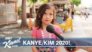 Kids Tell Us Who Should Be Next President