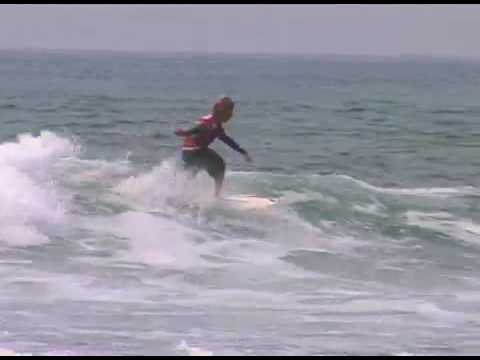 NSSA Open season #2 part 1 w/ SPY Surf Team. Video