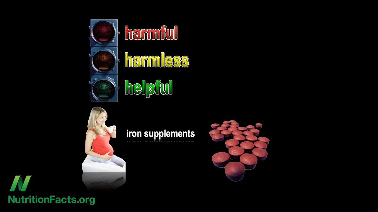 Iron During Pregnancy