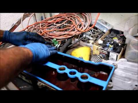 Valve Cover Oil Leak Repaired - Corolla