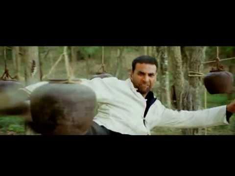 Get Rowdy With Akshay Kumar On Hungama video