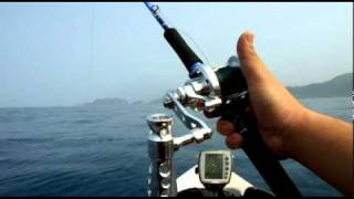 KAYAK FISHING TAIWAN - TEST BY OMOTO