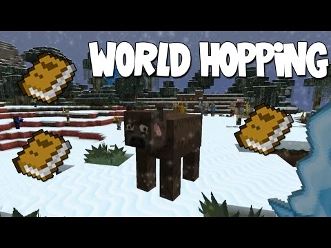 Minecraft - Mission To Mars - World Hopping! [26]