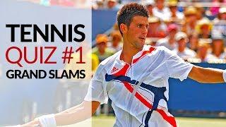 Tennis Quiz #1 - Grand Slam Trivia Challenge