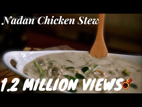 Kerala Nadan Chicken Stew  Christmas Special- Chicken Stew   Happy Thanksgiving Ep:240