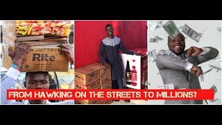 A  Grass To Grace  Story: From Hawking On The Streets To Millions?