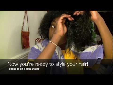 How to use Baking Soda & Apple Cider Vinegar for Hair!! Hair Care from Start to Finish!