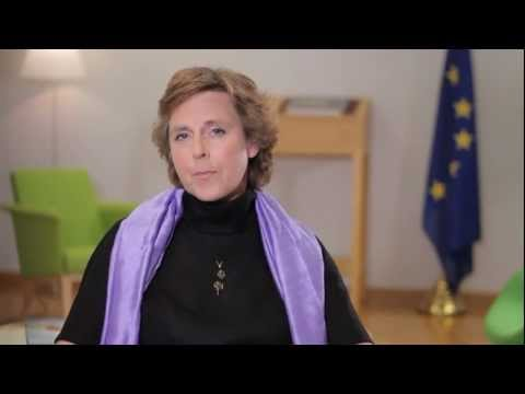 EU Commissioner for Climate Action Connie Hedegaard on the launch of the final UN GSP report