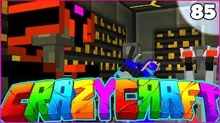 "Minecraft CRAZY CRAFT 3.0 SMP - ""SECRET ROOM"" - Episode 85"