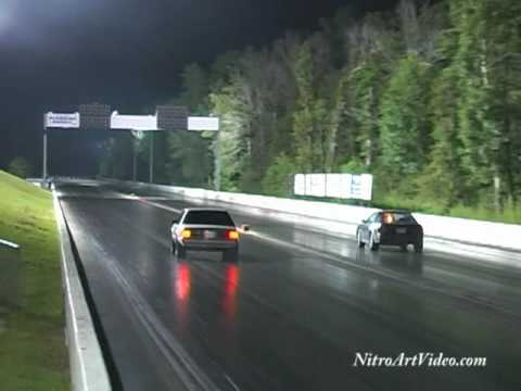 3 Days of Drag Racing On One DVD 2010