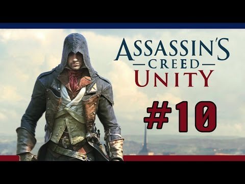 "Assassin' s Creed Unity – Walkthrough 10 [ Séquence 5: Mémoire 1 ] "" L'orfèvre """