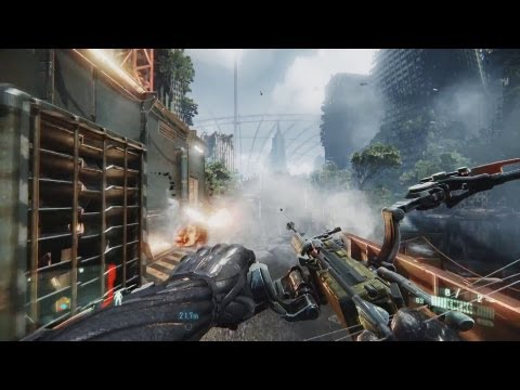 gameplay demo crysis 3