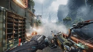 Crysis 3 'Single Player Demo Gameplay' [1080p] TRUE-HD QUALITY