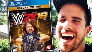 WWE 2K19 OFFICIAL REVEAL!! New Game Mode! $1 Million Challenge!