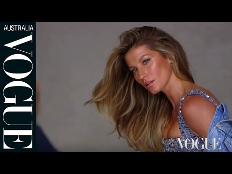 Watch: Gisele Bündchen for Vogue Australia January 2015