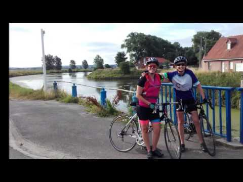 London to Paris Cycle