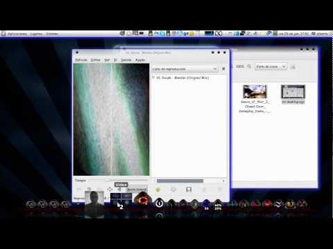 ubuntu 10.5 +efectos compiz.avi