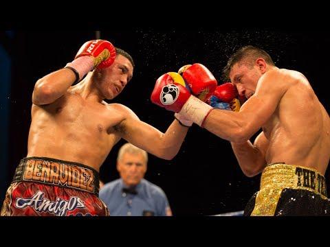 David Benavidez vs. Ronald Gavril: Recap   SHOWTIME Boxing